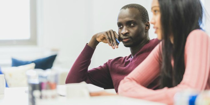 Is race a taboo topic in the workplace?