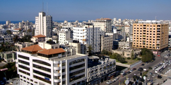 Gaza's endemic economic misery lies behind the confrontation