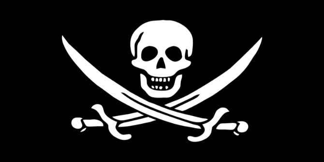 Piracy could be a blessing in disguise for content supply chains