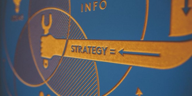The four types of strategy work you need for the digital revolution