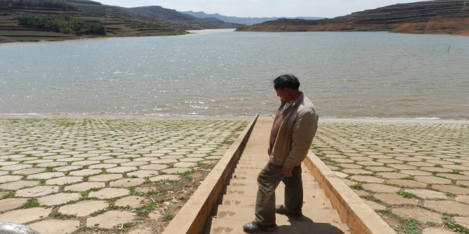 As 'techno-politics' holds sway, is a water commons possible in China?