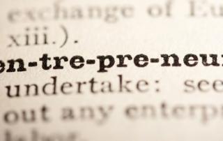 Entrepreneur dictionary definition