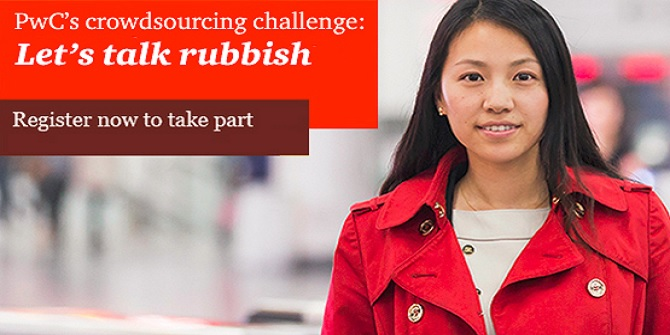 PwC crowdsourcing competition