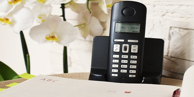 5 top tips for telephone interviews