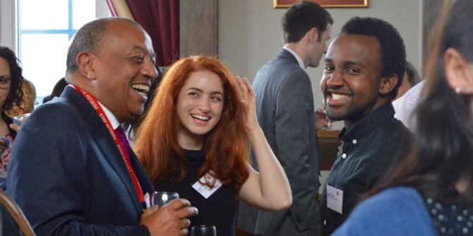 LSE Volunteers 2016