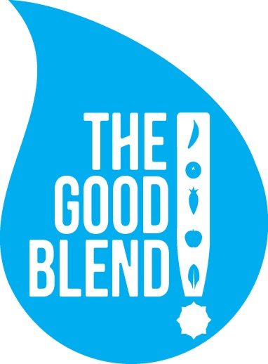 The Good Blend logo