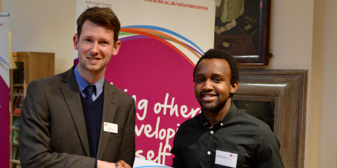 Introducing: the LSE Volunteer Centre