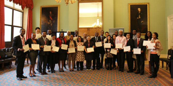 LSE student's volunteering recognised by FCO