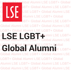 LSE LGBT+ Global Alumni Group logo