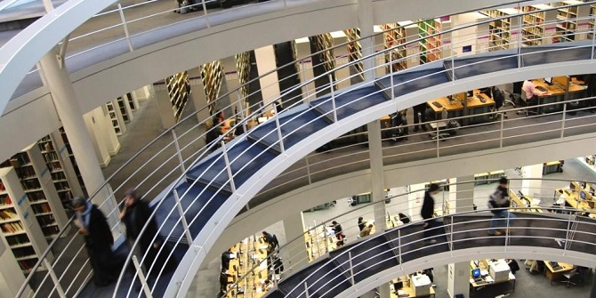 Useful LSE Library resources f...