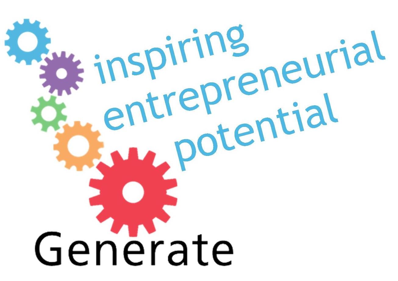 Generate logo plus tagline2