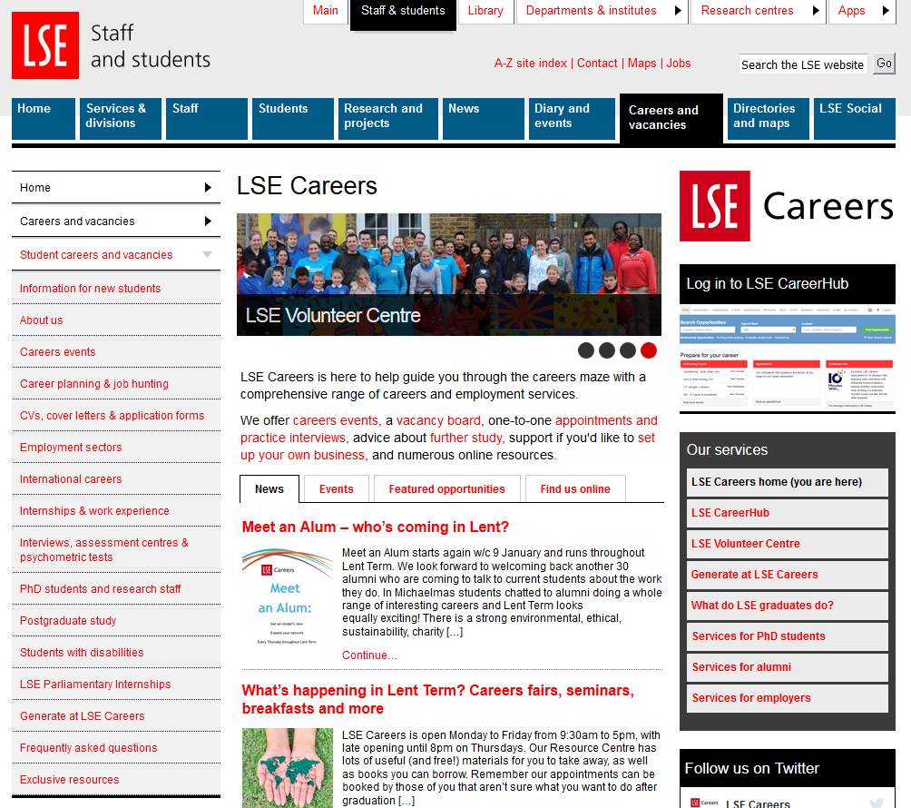 how lse careers resources can get you a job lse careers blog how lse careers resources can get you a job