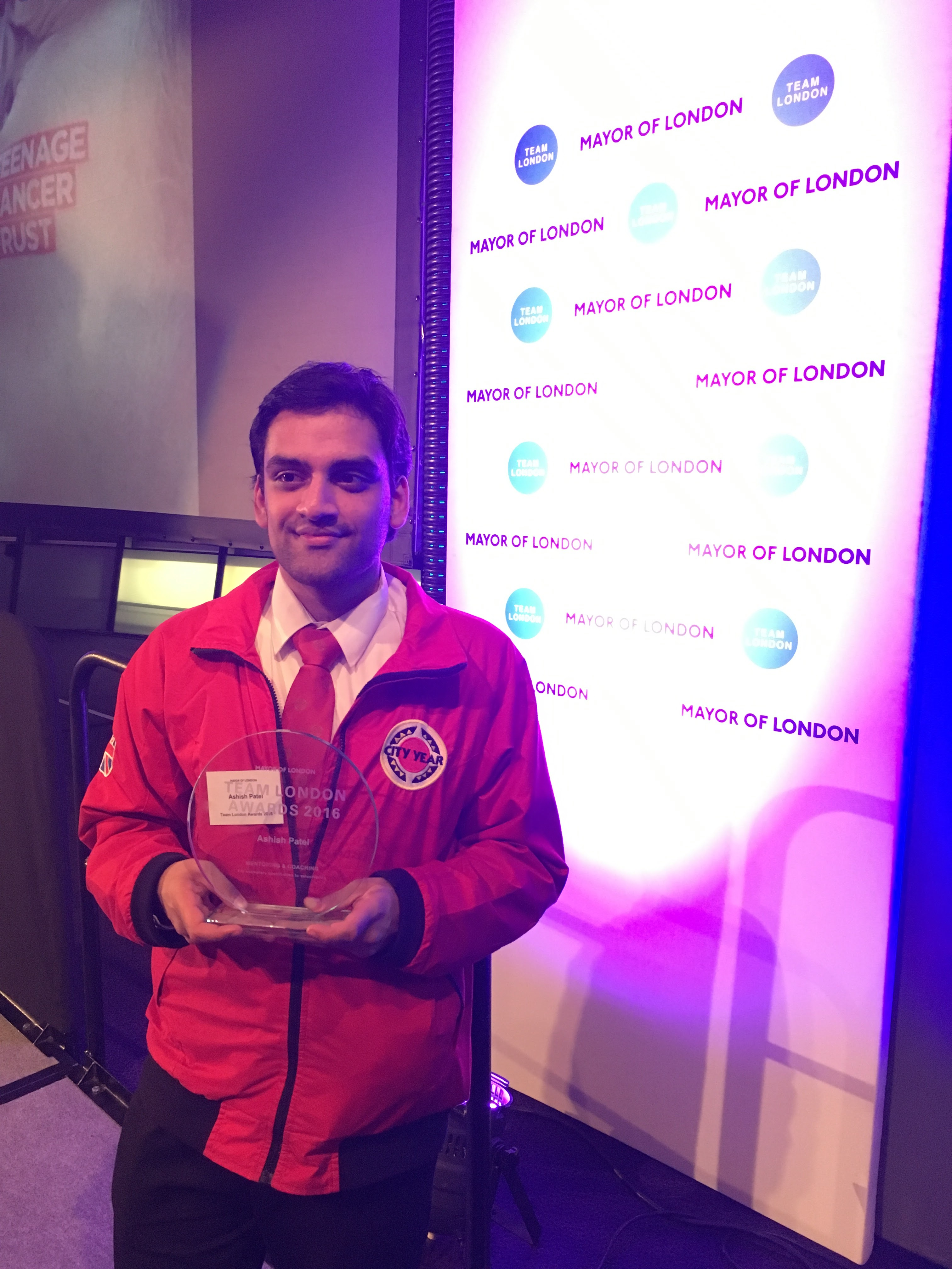 lse graduate wins prestigious team london volunteering award lse lse graduate wins prestigious team london volunteering award