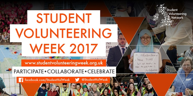It's LSE Student Volunteering Week 20-26 February!