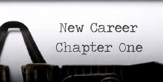 Want to change careers? Here's some advice from our recent course!
