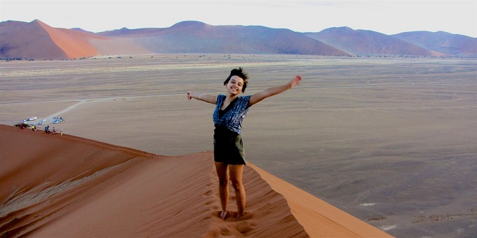 How travelling helped me reflect on my career and decide what to do next