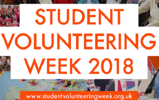 Student Volunteering Week 18