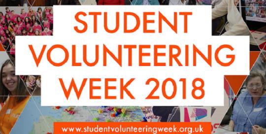 It's LSE Student Volunteering Week 19-25 February!