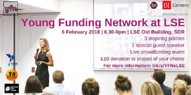 Young Funding Network at LSE