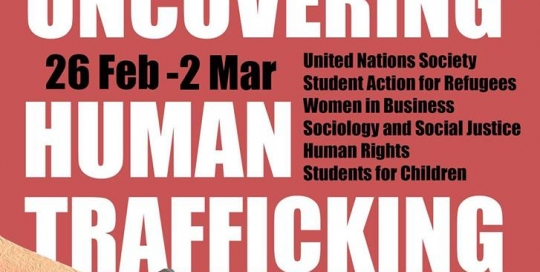 Uncovering Human Trafficking Week