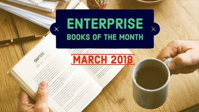 Enterprise Books of the Month – #FemaleFounders