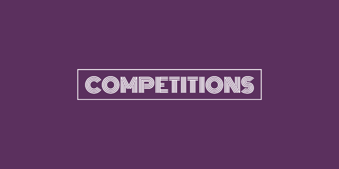 It's competition time!