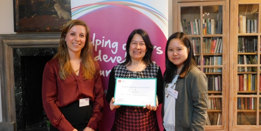 LSE Voluntary Organisation of the Year 2018: Coin Street Community Centre