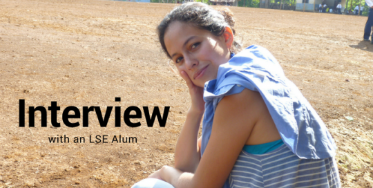 Interview with an LSE Alum: Dr Natalia Buitron