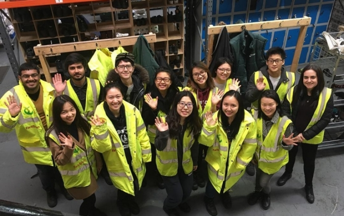 Calling all charities – get involved with the LSE Volunteer Centre
