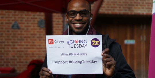 #GivingTuesday is back!