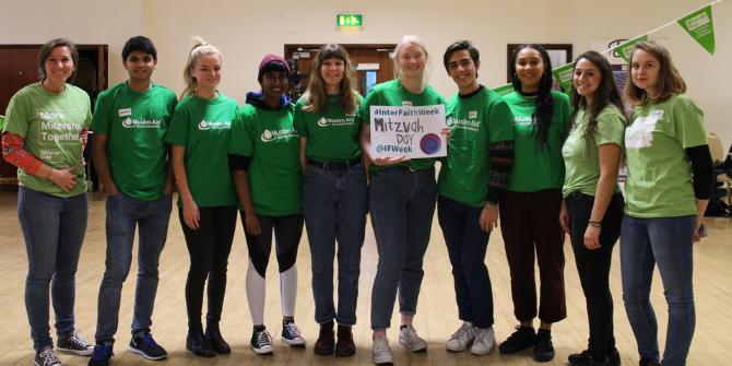 Guest blog by Arya Gerard: Mitzvah Day Volunteering