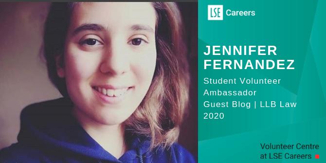 Guest blog by Jennifer Fernandez: Volunteering over the summer