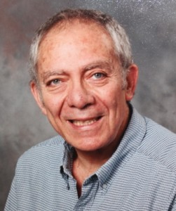 Photograph of Professor Stan Cohen