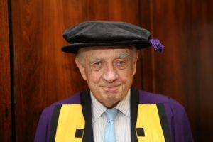 Professor in Practice Peter Sutherland, Chair of LSE Court and Council 2008-2015