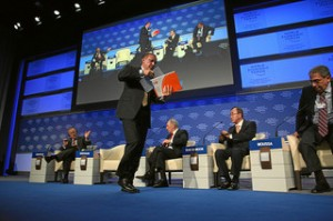 The World Economic Forum at Davos