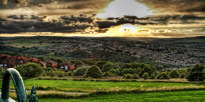 stannington from crookes, sheffield (england)