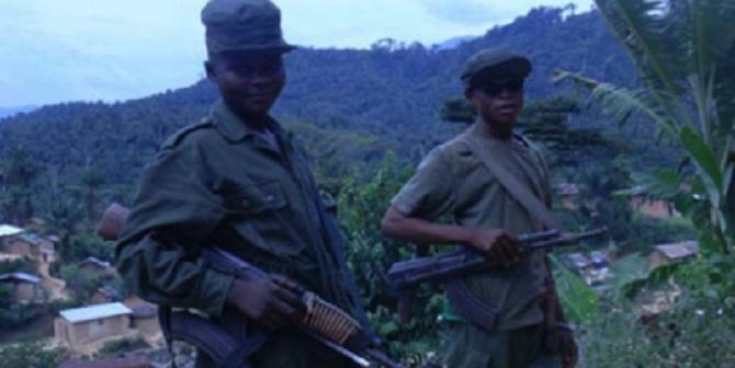 Rethinking rebel rule: How Mai-Mai groups in eastern Congo govern