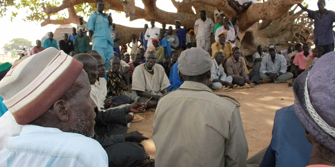 Accountability for famine: Learning from the chiefs' courts in South Sudan