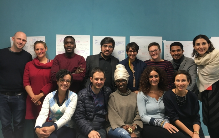 A pre-sessional with LSE LIFE & the Atlantic Fellows: Using decolonising and narrative reflections to develop academic study