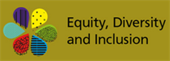 Equity, Diversity & Inclusion webpage