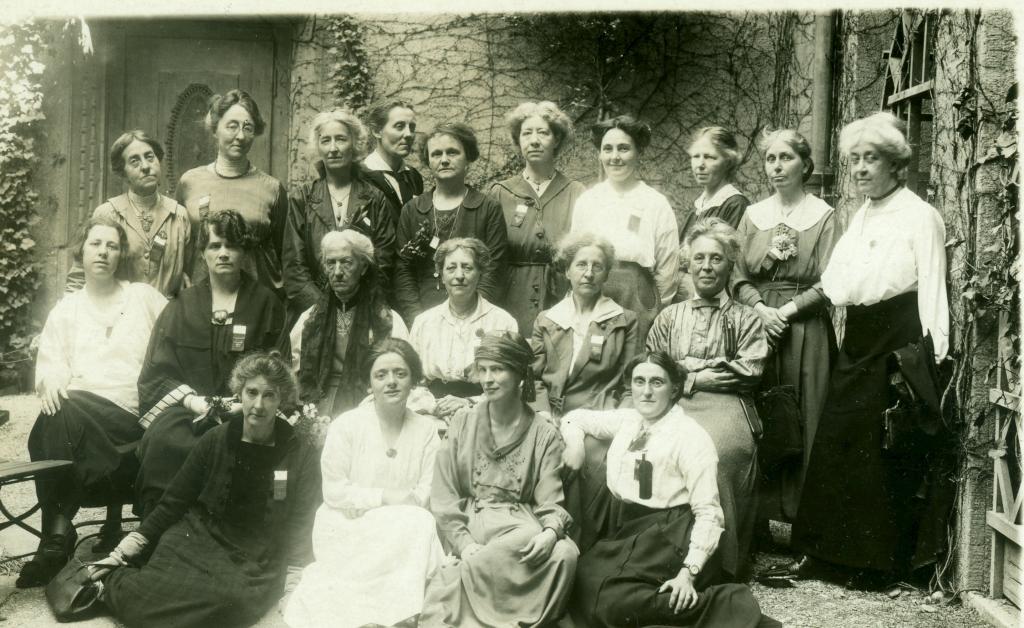 1919 British delegates