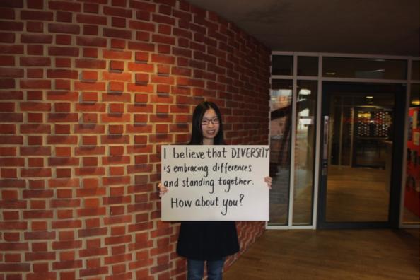 Students' photo exhibition revaluates 'diversity'