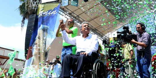 Ecuador's election of the global South's first wheelchair-using president can spark vital debate on disability and development