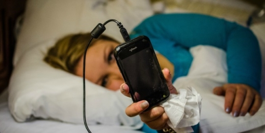 Wake up, Algorithms are Trawling your Phone while you Sleep