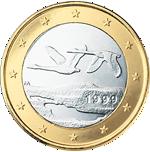 1_euro_coin_Fi_serie_1