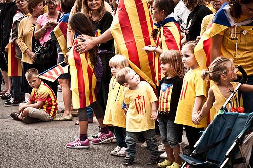 Children Catalan way