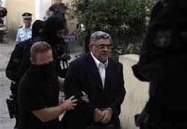 Busted: GD Leader Nikos Michaloliakos