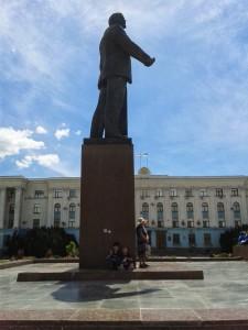 Ellie Knot in Crimea