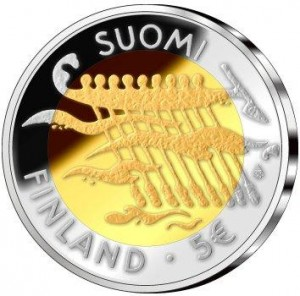 Independent_Finland_90_years_5_euro_Obverse