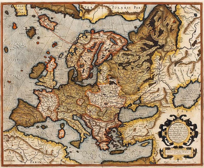800px-1595_Europa_Mercator